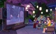 The Sims 4: Movie Hangout Stuff Pack Clé Origin
