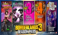 Borderlands 3 - Season Pass DLC Steam Altergift