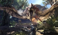 Monster Hunter: World + Pre-Purchase Bonus DLC EU Steam CD Key