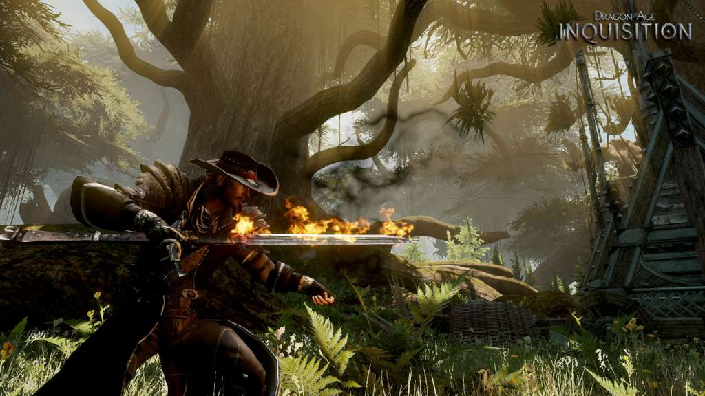 Dragon Age: Inquisition + Flames of the Inquisition Arsenal DLC Origin CD  Key