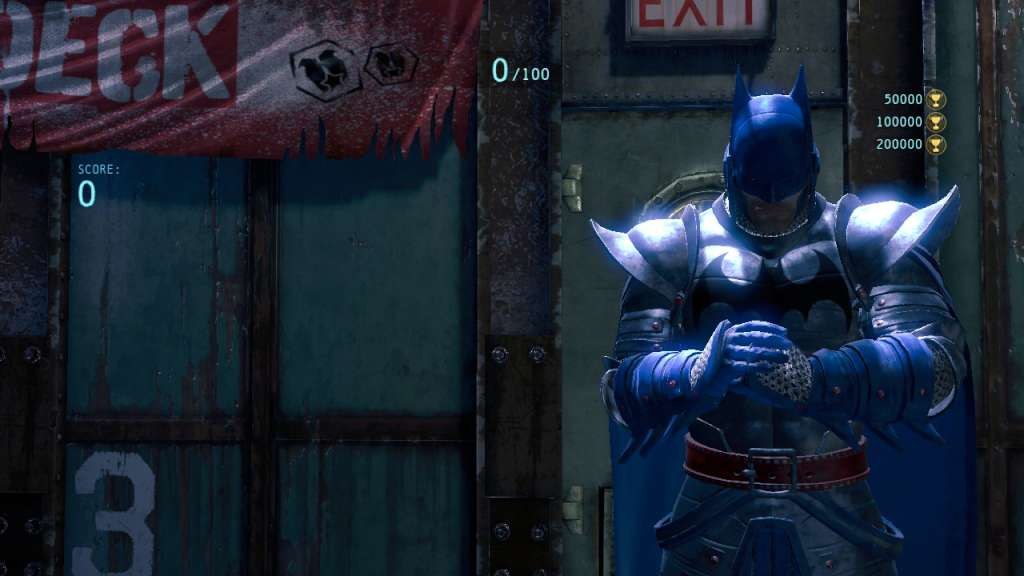 Batman Arkham Origins Skins Xbox 360 Batman Arkham Origins ...