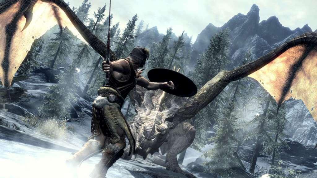 скачать бесплатно игру The Elder Scrolls V Skyrim Legendary Edition - фото 10