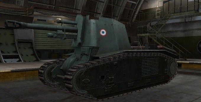 World of Tanks 105 leFH18B2 Premium Artillery + Garage Slot
