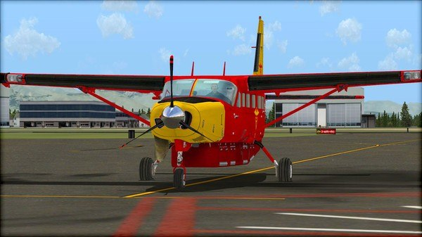 Microsoft Flight Simulator X: Steam Edition - Mega Mission Edition