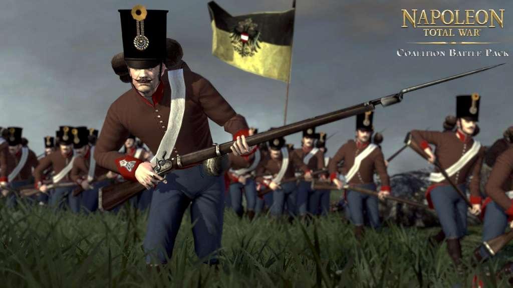 Napoleon Total War Coalition Battle Pack Dlc Steam Cd