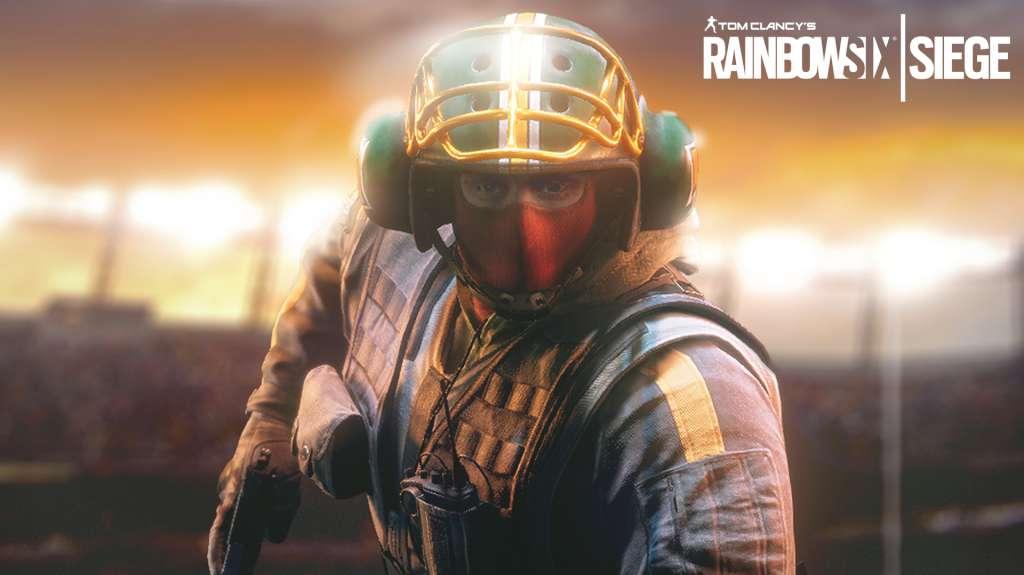tom clancy s rainbow six siege bandit football helmet dlc uplay cd