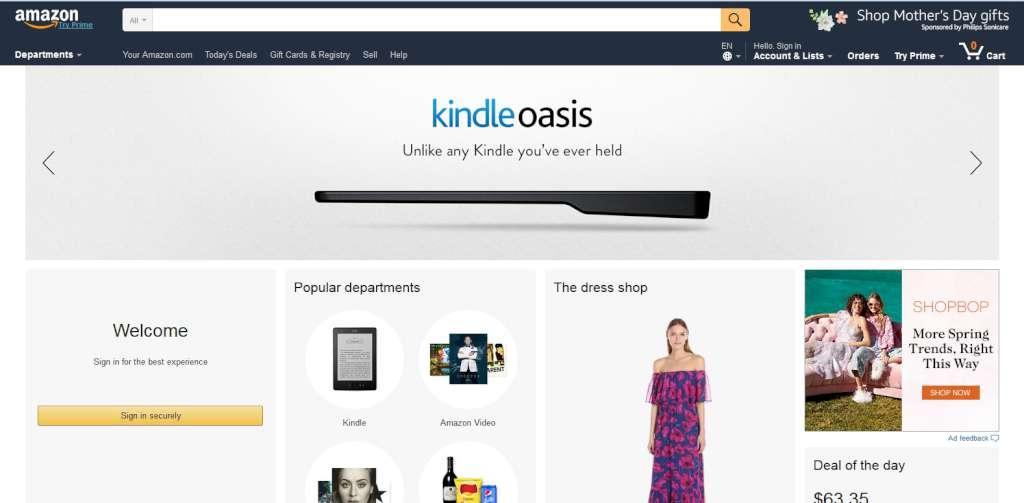 Amazon £10 Gift Card UK