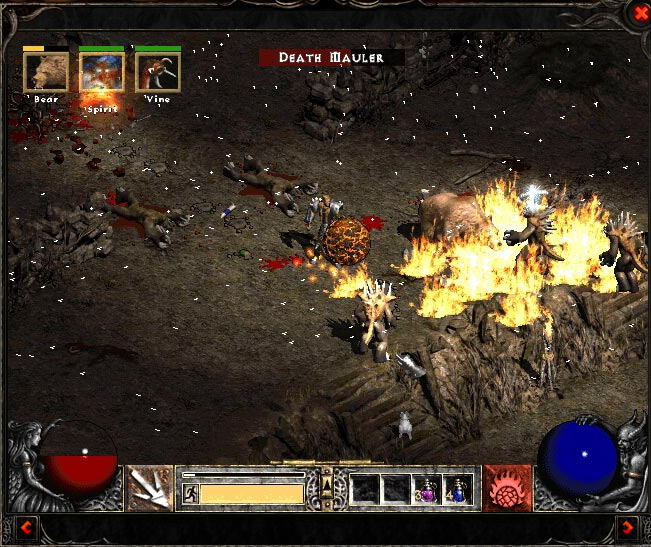 Diablo 2 EU Battle net CD Key