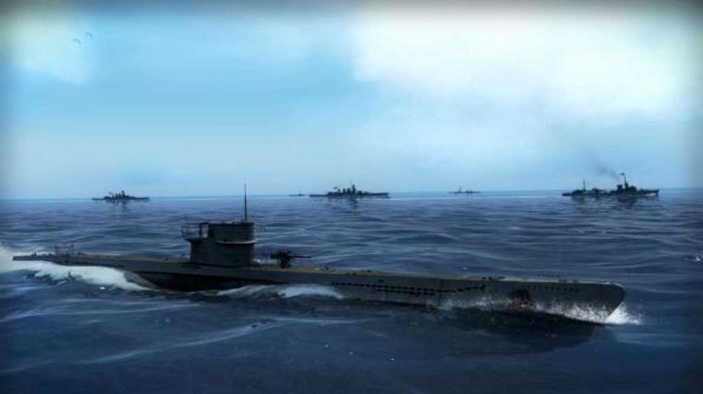 скачать бесплатно игру Silent Hunter 5 на русском языке - фото 3