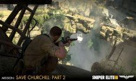 Sniper Elite III - Save Churchill Part 2: Belly of the Beast DLC Clé Steam