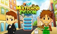Multishop Tycoon Deluxe Steam CD Key