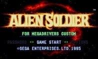 Alien Soldier Steam CD Key