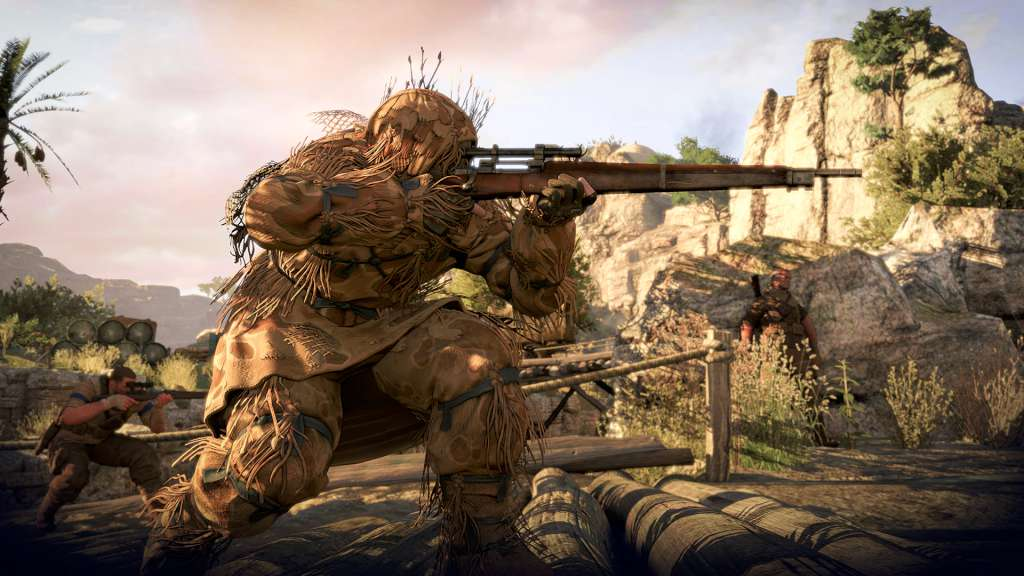 Sniper Elite III RU VPN Required Steam CD Key