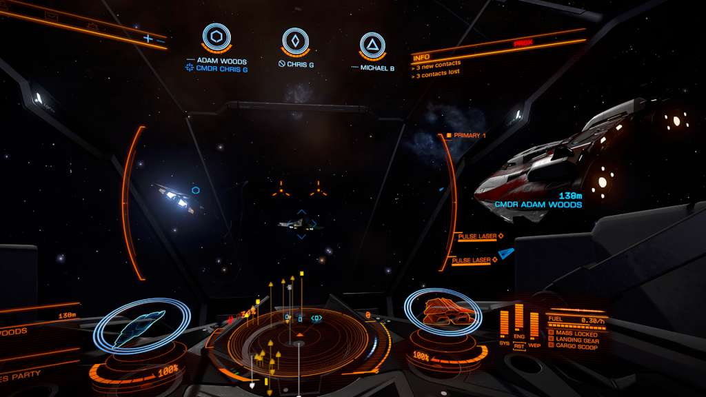 Elite: Dangerous + Elite Dangerous: Horizons Season Pass