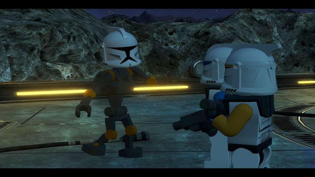 Lego Star Wars 3 The Clone Wars скачать игру - фото 9