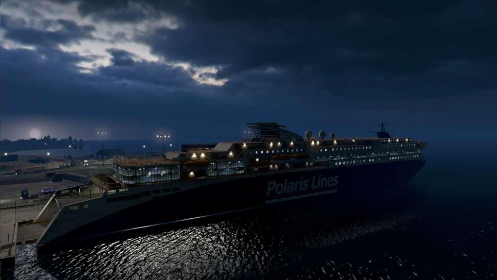 Скачать Игру Euro Truck Simulator 2 Scandinavia Через Торрент - фото 7