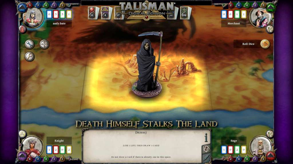 talisman digital edition the reaper expansion