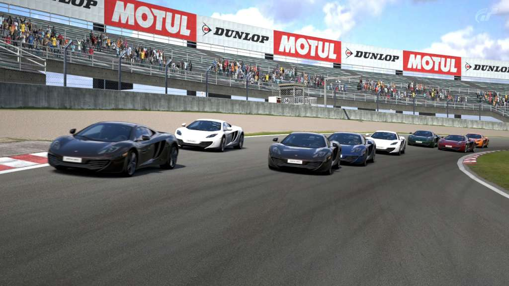 gran turismo 6 us ps3 cd key acquista su kinguin. Black Bedroom Furniture Sets. Home Design Ideas