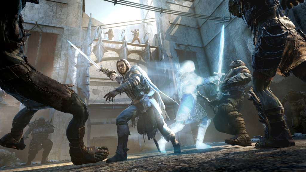 Middle-Earth: Shadow of Mordor - GOTY Edition Upgrade Steam CD Key
