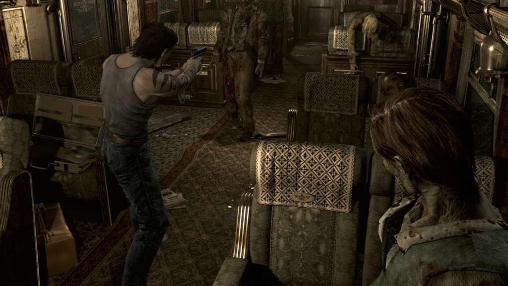 Resident Evil 0 Biohazard 0 Hd Remaster Steam Cd Key Buy On Kinguin