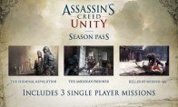 Assassin's Creed Unity - Season Pass XBOX One CD Key