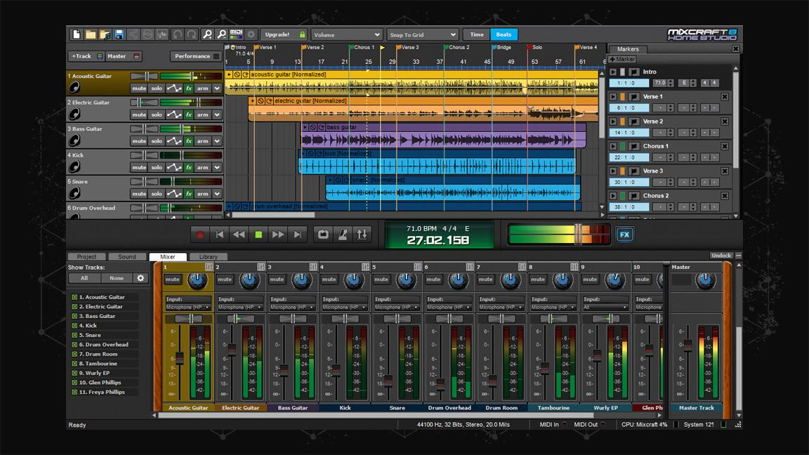 Mixcraft 8 Home Studio Steam Altergift | Kinguin - FREE