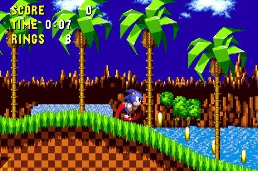 Sonic the Hedgehog Steam CD Key