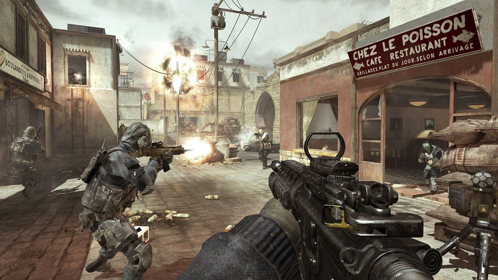 Image result for Call of Duty: Modern Warfare 3 images