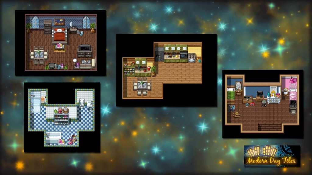 RPG Maker: Modern Day Tiles Resource Pack Steam CD Key   Kinguin