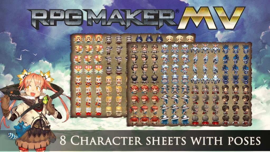 RPG Maker MV - Fantastic Buildings: Medieval DLC Steam CD Key