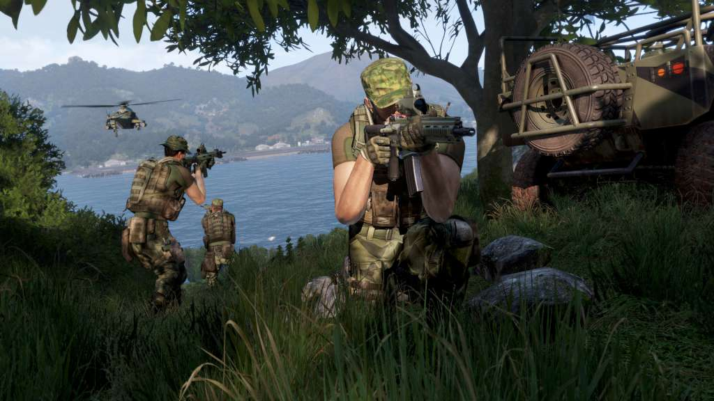 Arma 3 Apex preview is live now, final release date
