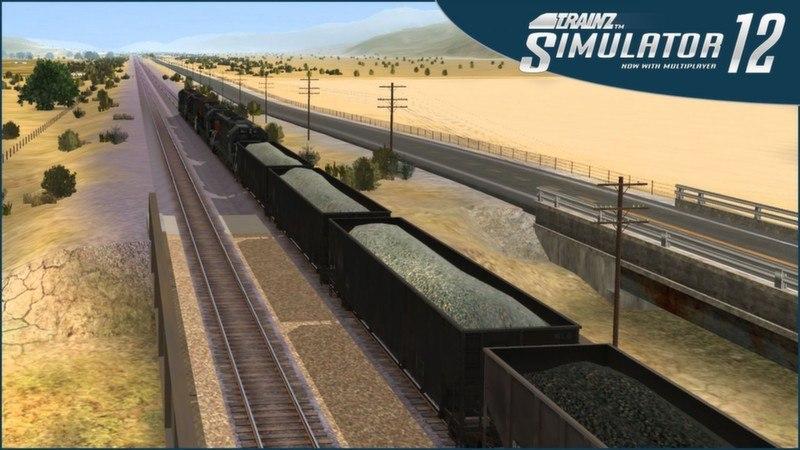 Trainz Simulator 12 + 10 DLC Steam CD Key