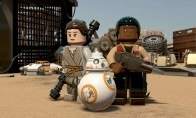 Lego Star Wars: The Force Awakens + Jabba's Palace DLC RU VPN Required Steam CD Key