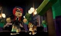 Minecraft: Story Mode - Season Pass DLC NA PS4 CD Key