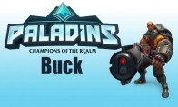 Paladins - Buck Hero + Commando Skin Digital Download CD Key