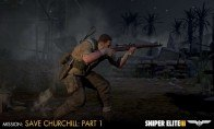 Sniper Elite III - Save Churchill Part 1: In Shadows DLC Clé Steam