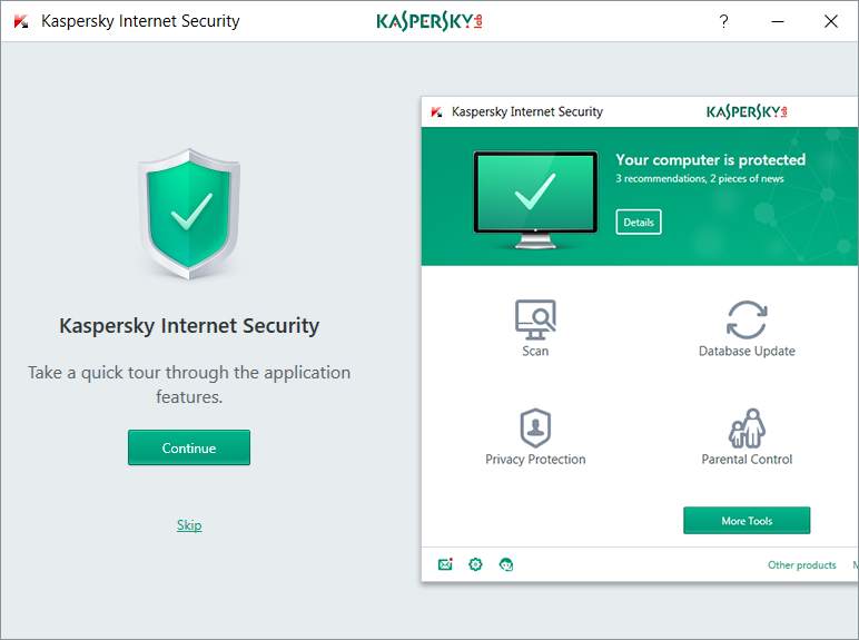 kaspersky internet security 2018 multi device eu key 1. Black Bedroom Furniture Sets. Home Design Ideas