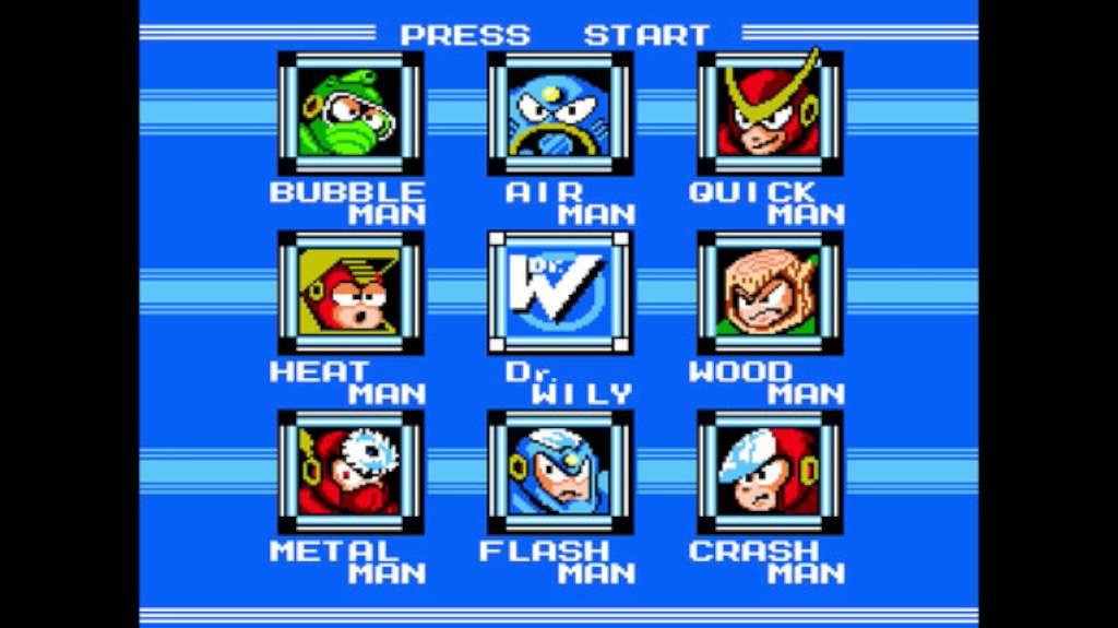 Mega Man Legacy Collection Steam CD Key