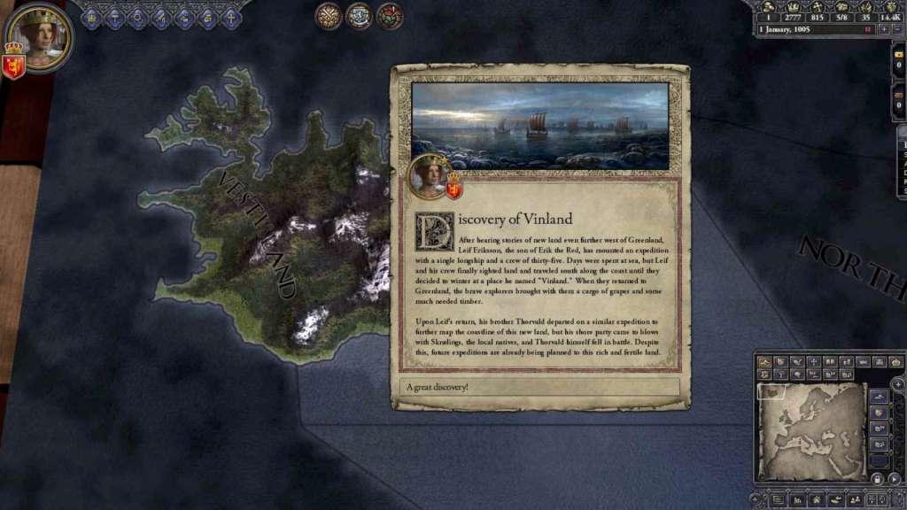 Crusader Kings II - The Old Gods DLC Steam CD Key