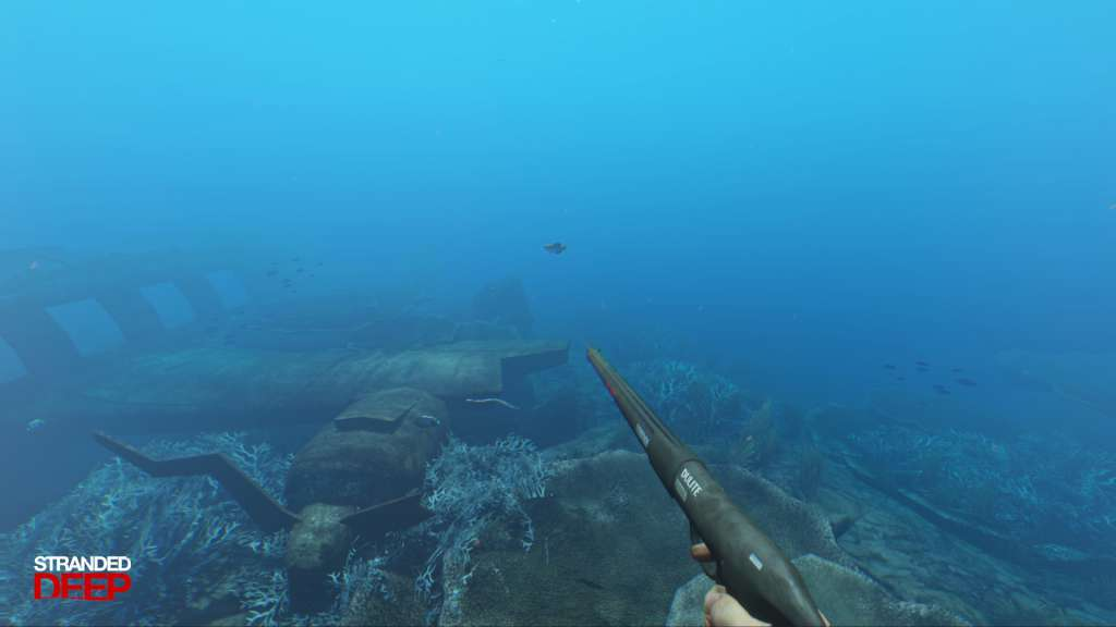 stranded deep speargun