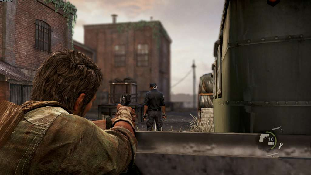 Last Of Us Remastered US PS CD Key - The last of us abandoned territories map pack