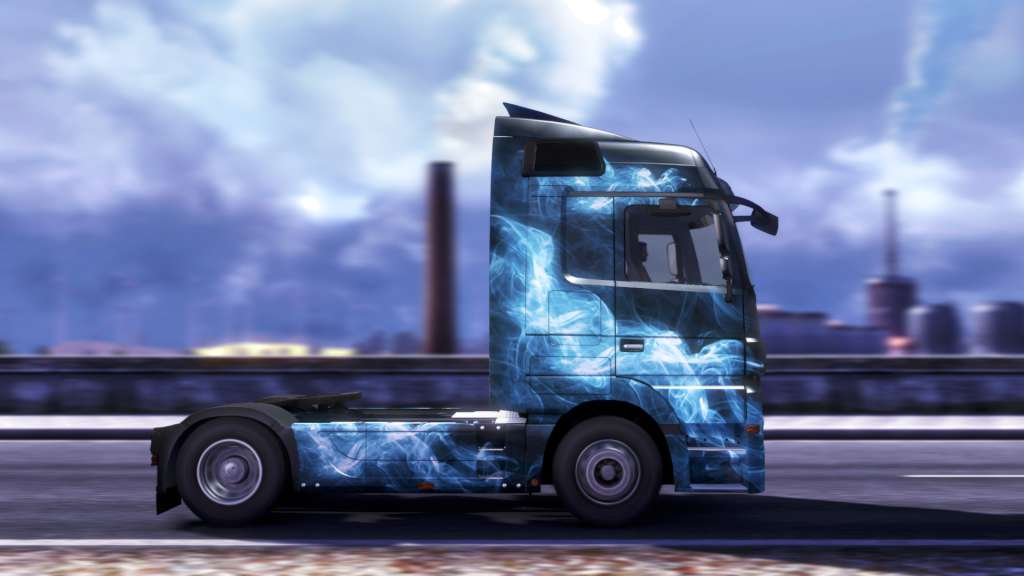 Euro Truck Simulator  Force Of Nature Paint Jobs Pack