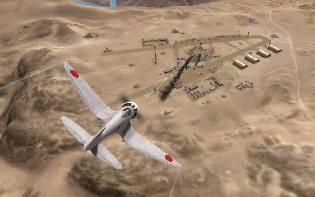 T-127 with Garage Slot / Mitsubishi Ki-33 with Hangar Slot +