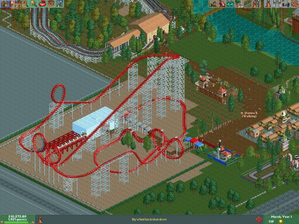 rollercoaster tycoon 2 gog download