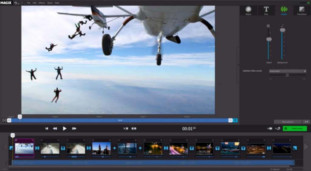 MAGIX Fastcut Editing templates 2