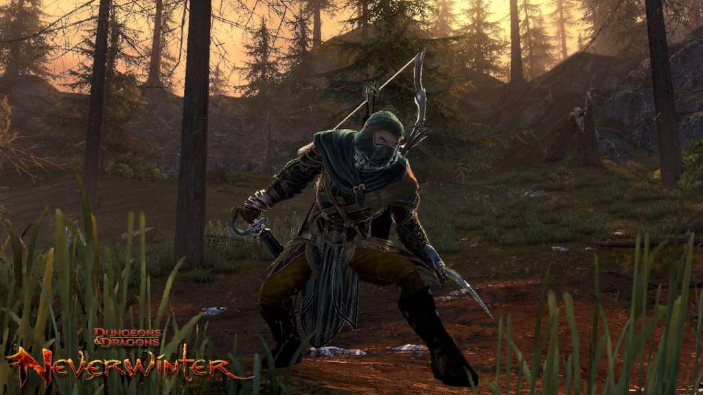 Neverwinter Online Starter Bundle + Zhentarim Warlock