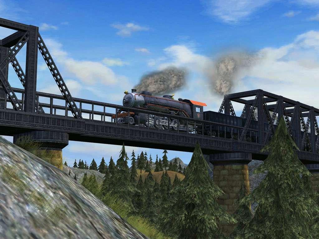 Play Sid Meier s Railroad Tycoon online
