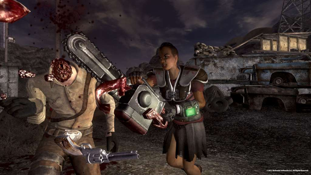 Fallout New Vegas Gun Runners Arsenal Dlc Free Download