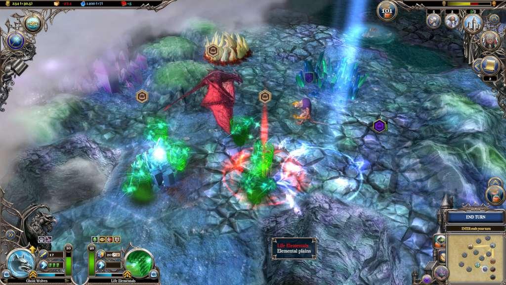 скачать игру Warlock 2 The Exiled - фото 4