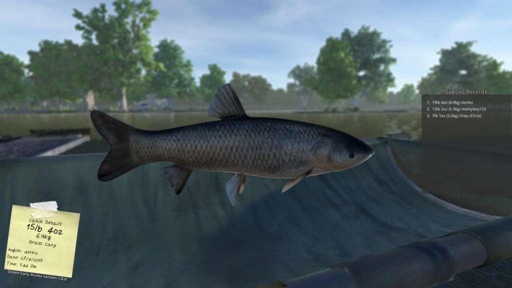 carp fishing simulator pc game download